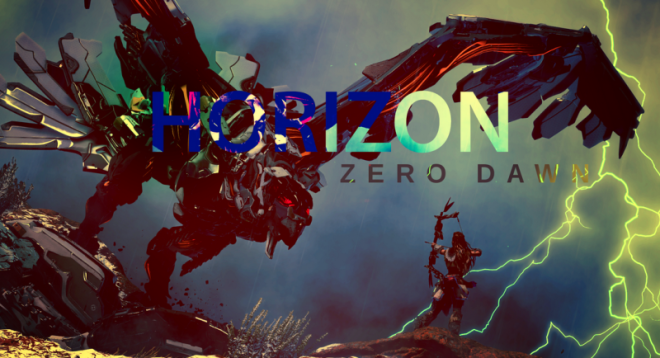 I'm excited about Horizon: Zero Dawn coming out on PS4!